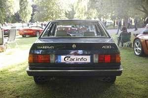 Maserati Biturbo 430 225HP