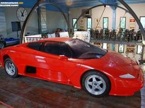 Maserati Chubasco 3.2 i V8 32V Turbo 430 HP