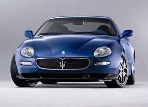 Maserati GranSport 4.2 i V8 32V 400 HP