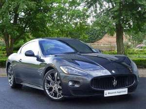 Maserati GranTurismo S 4.7 i V8 32V 440