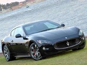 Maserati Quattroporte IV GT S 4.7i V8 (440Hp)