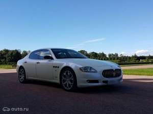 Maserati Quattroporte V 4.2 AT (400 HP) AMT