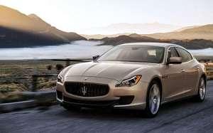 Maserati Quattroporte VI GTS 3.8 AT (530 HP)
