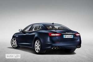 Maserati Quattroporte VI S 3.0 AT (410 HP)