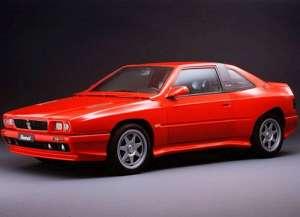 Maserati Shamal 3.2 i V8 32V 326 HP