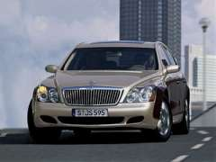 Maybach 57 S 6.0 i V12 36V S 612 HP