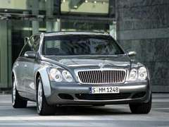 Maybach 62 5.5 i V12 bi turbo 550 HP
