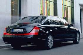 Maybach 62 S 6.0 i V12 36V S 612 HP