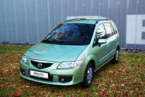 Mazda Premacy II (CR) 2.0i (145Hp)