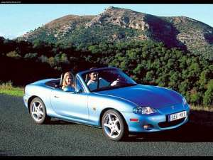 Mazda Roadster (NB) 1.8 i 146 HP