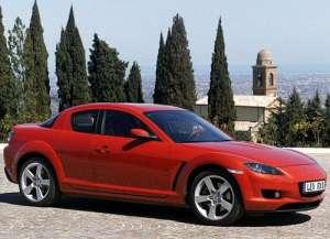 Mazda RX-8 1.3 Wankel 250 HP