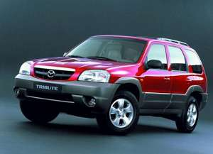 Mazda Tribute 2.0i 124HP 2WD