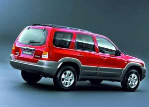 Mazda Tribute 2.3i 150HP 4WD