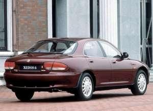 Mazda Xedos 6 (CA) 2.0 V6 144 HP