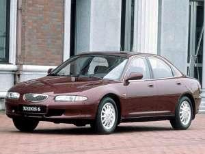 Mazda Xedos 6 (CA) 2.0 V6 160HP