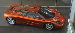 Mc Laren F1 6.1 i V12 550 HP