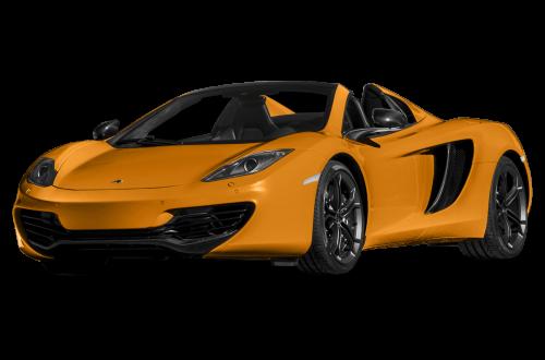 McLaren MP4-12C 3.8 AT (625 HP)