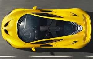 McLaren P1 3.8hyb AT (737 HP)