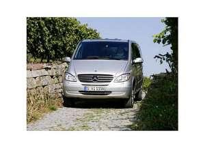 Mercedes-Benz Viano (639) 2.0 CDI 115 HP Automatik kompakt DPF