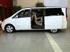 Mercedes-Benz Viano (639) 3.0 CDI (204Hp)