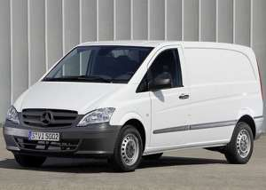 Mercedes-Benz Vito II (W639) Facelift 113 CDI 2.1d AT (136 HP) L2