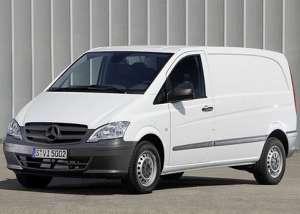 Mercedes-Benz Vito II (W639) Facelift 116 CDI 2.1d AT (163 HP) 4WD L2
