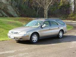 Mercury Sable III Station Wagon 3.0i V6 200HP