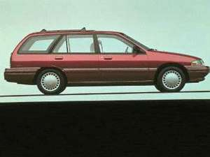 Mercury Tracer Station Wagon 1.9 88 HP