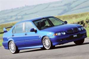 MG ZS 2.5 V6 24V 177 HP