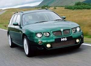 MG ZT 2.0 CDTi 116 HP
