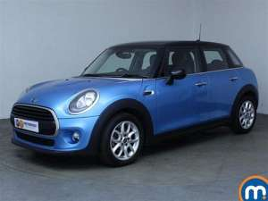 Mini Coupe Cooper SD 2.0d MT (143 HP)