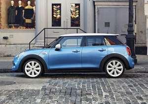 Mini Hatch III 5 doors Cooper 1.5 MT (136 HP)