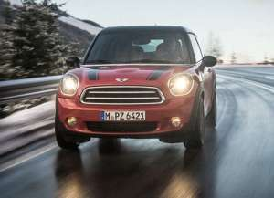 Mini Paceman Cooper D 1.6d AT (112 HP)