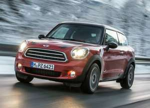 Mini Paceman John Cooper Works 1.6 AT (211 HP)