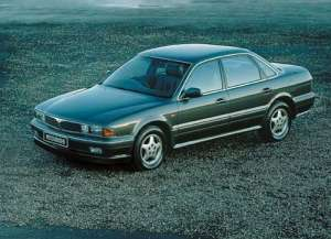 Mitsubishi Sigma (F16A) 3.0 V6 F16A 177 HP