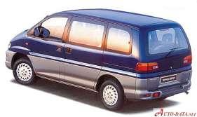 Mitsubishi Space Gear (PA0) 3.0 i V6 24V 4WD 185 HP