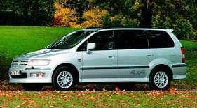 Mitsubishi Space Wagon 2.4 GDI 4x4 150 HP