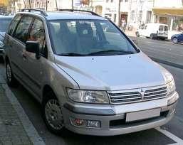 Mitsubishi Space Wagon III 2.0 i 16V 133 HP