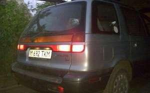 Mitsubishi Space Wagon (N3_W,N4_W) 2.0 GLXi 4x4 N43W 133 HP