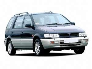 Mitsubishi Space Wagon (N3_W,N4_W) 2.0 TD GLX N38W 82 HP
