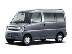Mitsubishi Town Box 0.7 i 20V 4WD RX 64 HP