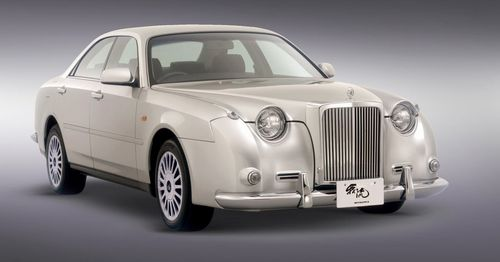Mitsuoka Galue I 2.0 AT 130 HP