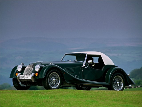 Morgan Plus Eight 3.5 EFI 193 HP