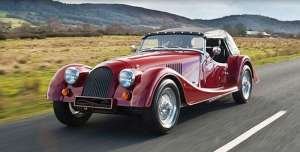 Morgan Plus Four 2.0 i 140 HP