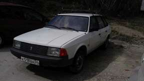 Moskvic 2141-01 1.6 (76 Hp)