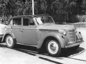 Moskvic 400 1.1 (23 Hp)