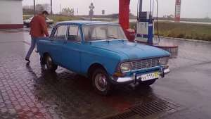 Moskvic 408 1.4 (50 Hp)
