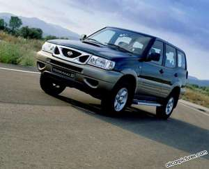 Nissan Terrano II (R20) 3.3i V6 (170Hp) 4WD