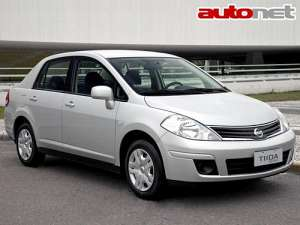 Nissan Tiida Sedan 1.6 i 110 HP AT