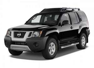 Nissan X-Terra 3.3 i V6 Turbo 4WD 213 HP